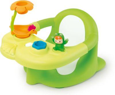 Стульчик-сидение для ванной Smoby  Cotoons , зелёный, артикул:7942255 - Уход и гигиена