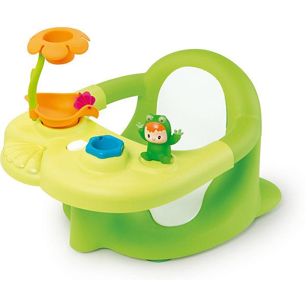 Smoby Стульчик-сидение для ванной Cotoons, зелёный