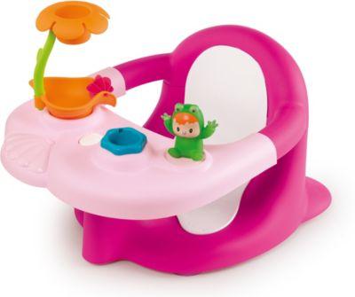 Стульчик-сидение для ванной Smoby  Cotoons , розовый, артикул:7942259 - Уход и гигиена