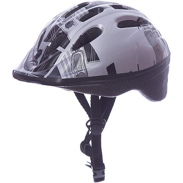 Фотография товара защитный шлем, серый,  Action (7942709)
