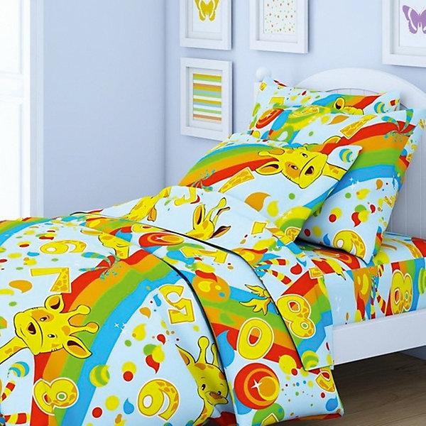 Фотография товара кПБ в кроватку Letto ясли, 100% хлопок, BGR-52 (7949278)