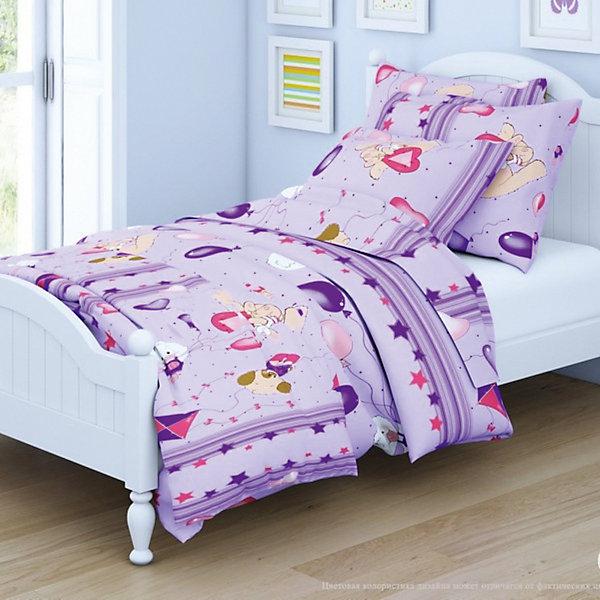Детское постельное белье 3 предмета Letto, BG-62Постельное белье в кроватку новорождённого<br>Характеристики:<br><br>• в комплекте: простыня, пододеяльник, наволочка;<br>• тип комплекта: ясли;<br>• тип ткани: 100% хлопок;<br>• цвет: фиолетовый;<br>• рисунок: печатный принт;<br>• уход за вещами: бережная стирка при 30 градусах;<br>• размер пододеяльника: 145 х 110 см.;<br>• размер наволочки: 40 х 60 см.;<br>• размер простыни: 100 х 150 см.;<br>• размер упаковки: 20 х 6 х 25 см.;<br>• вес: 700 гр.;<br>• бренд, страна: Letto, Россия.<br><br>Яркий комплект постельного белья в кроватку в хлопковом исполнении и с хорошими устойчивыми красителями - по очень доступной цене! Эта модель произведена из традиционной российский бязи, плотного плетения. Такое белье прослужит долго и выдержит много стирок. Все комплекты Российского производителя Letto снабжены потайной молнией на пододеяльнике, что делает ее их еще более практичными в использовании. <br><br>Комплект фиолетового цвета с ярким веселым сюжетным рисунком можно разглядывать бесконечно, он обязательно понравится вашему малышу и подарит ребенку приятные сны и комфортный отдых. Наполнит интерьер детской комнаты атмосферой уюта.<br><br>Комплект в кроватку Letto Ясли BG-62 можно купить в нашем магазине<br>Ширина мм: 250; Глубина мм: 200; Высота мм: 60; Вес г: 700; Цвет: фиолетовый; Возраст от месяцев: 0; Возраст до месяцев: 36; Пол: Унисекс; Возраст: Детский; SKU: 7949302;