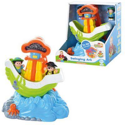 Игровой набор HAP-P-KID  Кораблик  (свет, звук), артикул:7958328 - Интерактивные игрушки