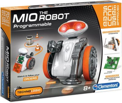 Конструктор Clementoni  МИО Робот , артикул:7959030 - Робототехника и электроника