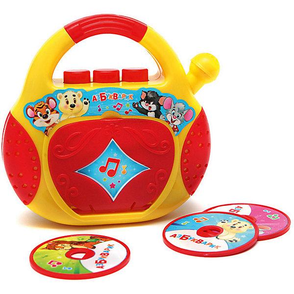 Азбукварик CD-Плеер Азбукварик Песенки-Чудесенки  электронные игрушки азбукварик плеер кроха черепаха
