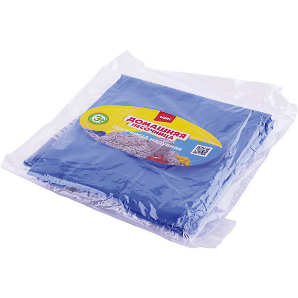 Надувная песочница LORI, голубаяКинетический песок<br>Характеристики:<br><br>• возраст: от 3 лет;<br>• материал: ПВХ;<br>• цвет: синий или зеленый;<br>• размер песочницы в надутом виде: 60х45х6 см;<br>• упаковка: пакет;<br>• размер упаковки: 18х20х0,7 см;<br>• вес: 100 гр.<br><br>Надувная песочница поможет организовать игровое место для ребенка во дворе или в комнате. В песочнице можно играть с любым песком.<br><br>Песочница легко надувается для игры и легко сдувается, если ее нужно убрать на хранение. В сложенном виде компактна, ее легко перевозить, удобно хранить.<br><br>Надувную песочницу LORI (ЛОРИ) можно купить в нашем интернет-магазине.<br>Ширина мм: 180; Глубина мм: 200; Высота мм: 7; Вес г: 100; Цвет: синий; Возраст от месяцев: 36; Возраст до месяцев: 2147483647; Пол: Унисекс; Возраст: Детский; SKU: 7960898;