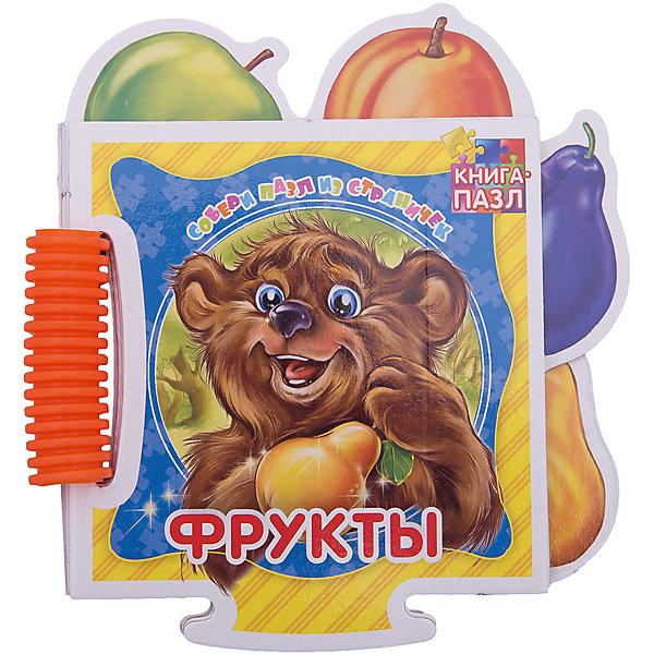 ND Play Книга-пазл Фрукты