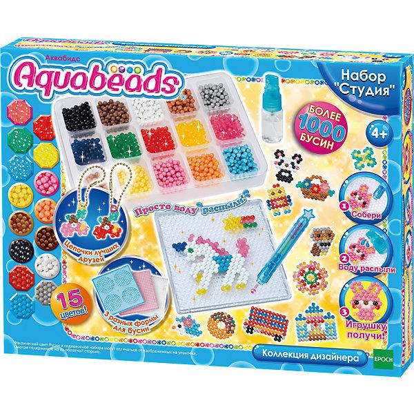 Купить Набор для творчества Aquabeads Коллекция дизайнера , Epoch Traumwiesen, Япония, Унисекс