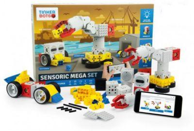 Конструктор Tinkerbots  Большой сенсорный набор , артикул:7968580 - Робототехника и электроника