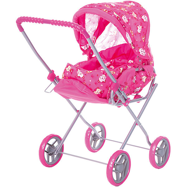 Buggy Boom Коляска - трансформер Buggy Boom , розовая коляска трансформер