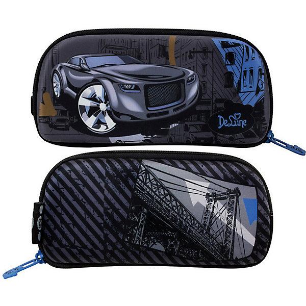 купить DeLune Пенал DeLune D-821, без наполнения по цене 650 рублей