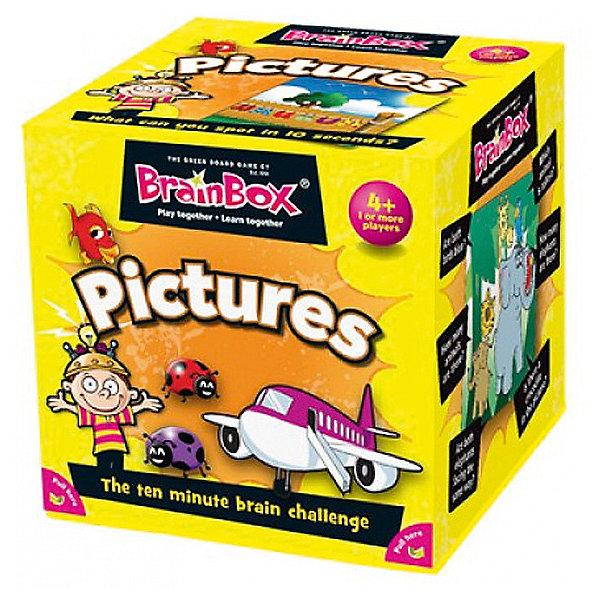 Сундучок знаний Настольная игра BrainBox Сундучок знаний: Мои первые фотографии