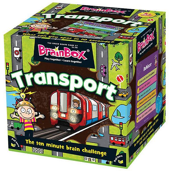 цена на Сундучок знаний Настольная игра BrainBox
