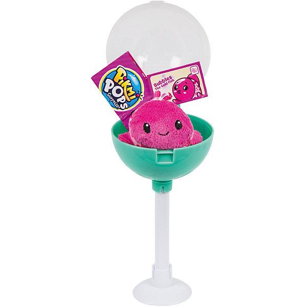 Плюшевый герой Moose Pikmi Pops ароматизированный, на крючкеМягкие игрушки животные<br>Характеристики:<br><br>• возраст: от 5 лет;<br>• материал: пластик, плюш;<br>• в наборе: игрушка, сообщение-сюрприз, шнурок, брошюра коллекционера, подставка в виде чупа-чупса;<br>• вес упаковки: 67 гр.;<br>• размер упаковки: 7,1х4,6х17,5 см;<br>• страна бренда: Австралия;<br>• товар в ассортименте.<br><br>Набор с одним плюшевым героем Pikmi Pops от бренда Moose включает забавную игрушку на шнурке. Ее можно подвесить на ключи или сумочку.<br><br>Игрушка выполнена в ярком дизайне и обаладает одним из 12 вкусных ароматов коллекции. Серия включает 45 мягких фигурок. Какая попадется в наборе узнать заранее невозможно.<br><br>Хранить игрушку можно в оригинальной упаковке в форме чупа-чупса. Изготовлено из качественных безопасных материалов.<br><br>Набор с одним героем Pikmi Pops (крючок) можно купить в нашем интернет-магазине.<br>Ширина мм: 71; Глубина мм: 46; Высота мм: 175; Вес г: 67; Возраст от месяцев: 36; Возраст до месяцев: 144; Пол: Унисекс; Возраст: Детский; SKU: 7979572;