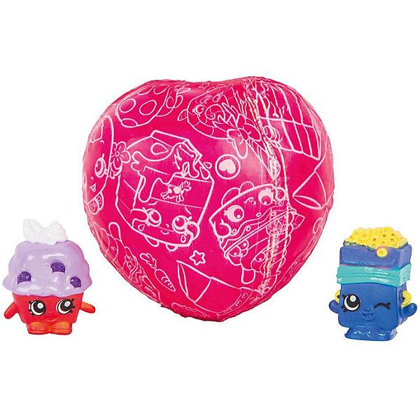 Moose Шипучее сердечко Moose Fizz N Surprise Shopkins игрушка moose pikmi pops surprise 75167