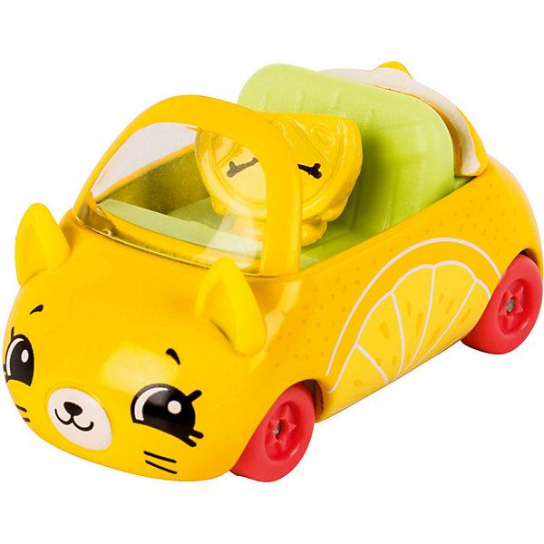 Игровой набор Moose Cutie Car Машинка с мини-фигуркой Shopkins, Lemon LimoКоллекционные фигурки<br>Характеристики:<br><br>• возраст: от 5 лет;<br>• материал: пластик;<br>• в наборе: 1 машинка Cutie Car, фигурка водителя мини-Shopkins, брошюра коллекционера;<br>• вес упаковки: 90 гр.;<br>• размер упаковки: 16х4,5х10,5 см;<br>• страна бренда: Австралия.<br><br>Набор из коллекции Shopkins Cutie Car от бренда Moose создан специально для девочек. Серия включает миловидные машинки в виде забавных животных, фруктов и десертов. К ним прилагаются соответствующие по дизайну фигурки Shopkins.<br><br>В этой линейке представлены кабриолеты, багги и внедорожники с откидной крышей, а также фургончики со сладостями. Собрав всю коллекцию, ребенок сможет устраивать заезды, придумывать сюжетные игры. Колеса игрушки подвижны. Выполнено из качественных безопасных материалов.<br><br>Машинку Cutie Car с мини-фигуркой Shopkins S1 в блистере в асс. можно купить в нашем интернет-магазине.<br>Ширина мм: 160; Глубина мм: 45; Высота мм: 105; Вес г: 90; Цвет: желтый; Возраст от месяцев: 60; Возраст до месяцев: 2147483647; Пол: Женский; Возраст: Детский; SKU: 7979638;