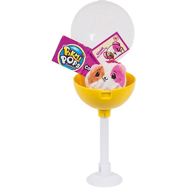 - Плюшевый герой Moose Pikmi Pops ароматизированный, в дисплее игрушка moose pikmi pops surprise 75167