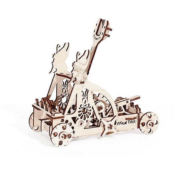 Wood Trick Сборная модель Катапульта