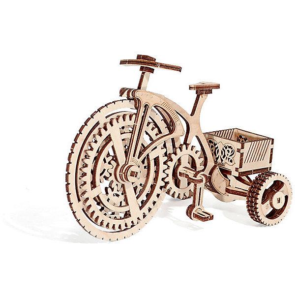 Wood Trick Сборная модель Велосипед-визитница