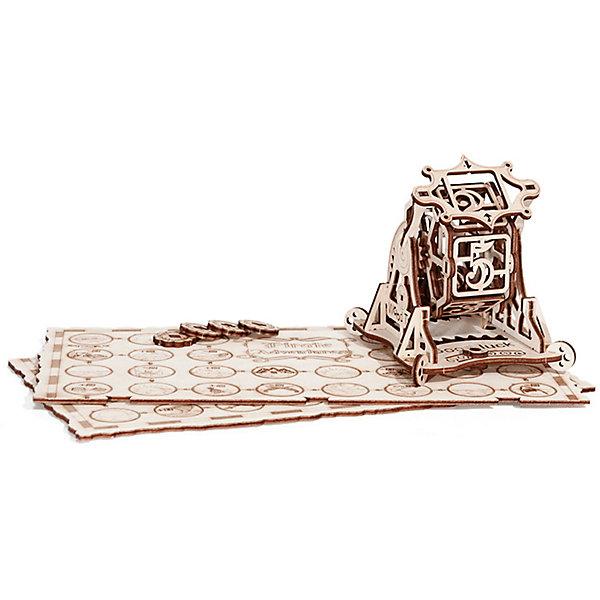 Wood Trick Сборная модель Колесо Фортуны с настольной игрой