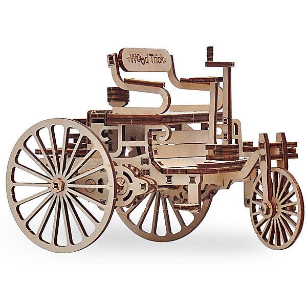 Wood Trick Сборная модель Первый автомобиль