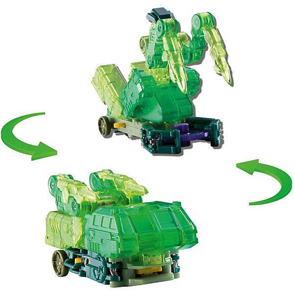 Машинка-трансформер Дикие Скричеры Гейткрипер л2Трансформеры-игрушки<br>Характеристики:<br><br>• возраст: от 3 лет;<br>• материал: пластик;<br>• цвет: зеленый;<br>• вес: 210 гр;<br>• размер: 22,7х19,5х7 см;<br>• страна бренда: Китай;<br>• бренд: Screechers Wild.<br><br>Машинка-трансформер Screechers Wild  «Гейткрипер л2» -  единственная в своем роде игрушка. Она превращается в зверя, переворачиваясь в воздухе на 360! Машинка разгоняется, ловит специальный диск, делает кувырок и самостоятельно трансформируется в животное прямо в воздухе. Обратно в машинку игрушка собирается вручную. Несколько движений - и она опять готова к новому кувырку.<br><br>Машинка-трансформер обладает прочной конструкцией с надежными креплениями и выполнена из высококачественного материала. В набор входит машинка-трансформер (9х5х6 см) и 3 магнитных диска диаметром 3 см. Игрушка упакована в блистер (19.5х7х23 см).<br><br>Всего в линейке Скричеров представлено 16 машинок, каждая из которых является отдельным персонажем. Машинки могут превращаться в животных, птиц, динозавров или рептилий. Самое время начать собирать всю коллекцию Скричеров!<br><br>Машинку-трансформер Screechers Wild  «Гейткрипер л2» можно купить в нашем интернет-магазине.<br>Ширина мм: 227; Глубина мм: 195; Высота мм: 70; Вес г: 210; Возраст от месяцев: 36; Возраст до месяцев: 120; Пол: Мужской; Возраст: Детский; SKU: 7981325;
