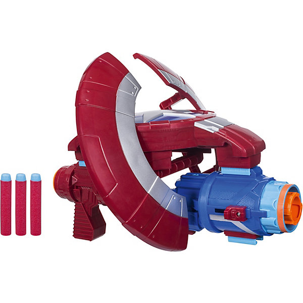Hasbro Игрушка экипировка Капитана Америка AVENGERS (E0567) hasbro avengers e0604 экипировка звездного лорда