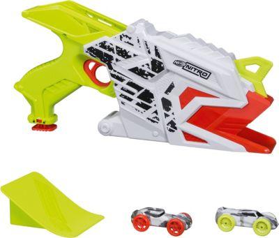 Бластер Nerf Нитро Аэрофьюри, артикул:7984977 - Игрушечное оружие