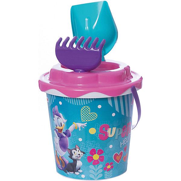 Полесье Набор игрушек для песочницы Полесье Disney Минни» № 11, 4 предмета полесье набор игрушек для песочницы полесье marvel человек паук 11 4 предмета