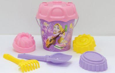 Набор игрушек для песочницы Полесье  Принцессы Disney» № 14, 7 предметов, артикул:7992081 - Принцессы Дисней