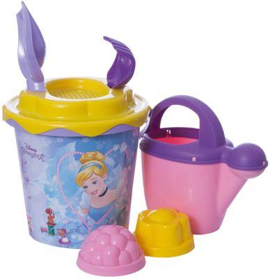 Полесье Набор игрушек для песочницы Полесье Принцессы Disney» № 12, 7 предметов полесье набор игрушек для песочницы полесье disney pixar тачки 18 5 предметов