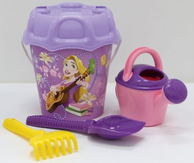 Набор игрушек для песочницы Полесье  Принцессы Disney» № 15, 5 предметов, артикул:7992119 - Принцессы Дисней