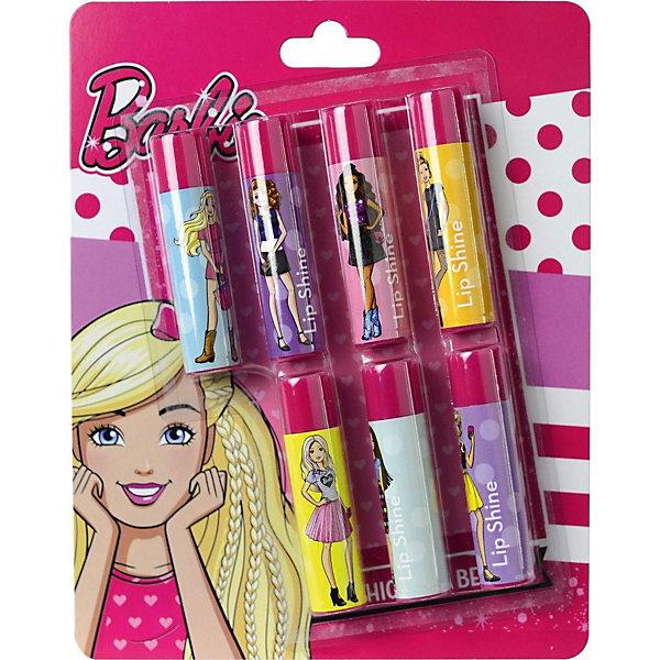 "Markwins Детская декоративная косметика Markwins ""Barbie"", помады для губ"