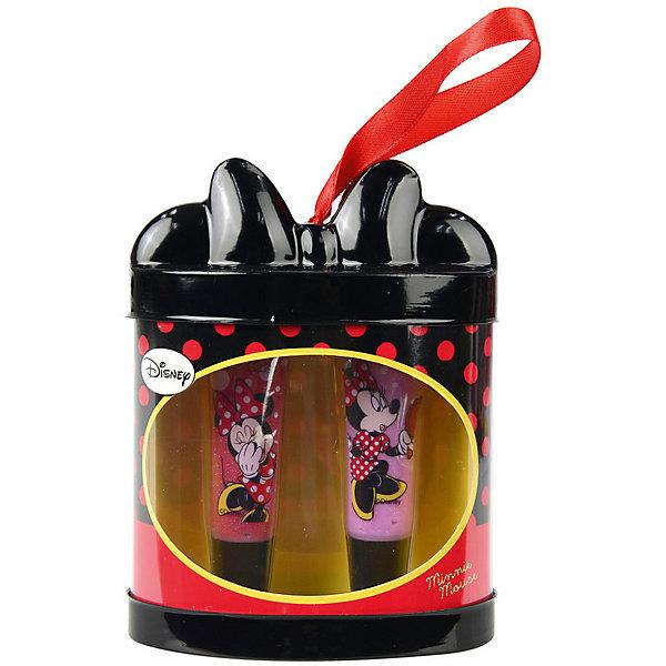 Детская декоративная косметика Markwins Minnie, для губМинни Маус<br>Характеристики:<br><br>• возраст: 6+;<br>• пол: для девочек;<br>• цвет: розовый;<br>• габариты упаковки: 12х9х5 см;<br>• вес: 79 г.<br><br>Маленький набор детской косметики – лучший подарок для маленьких модниц, ведь каждая малышка хочет быть похожа на маму и научиться красить губы. <br><br>Упаковки помад выполнены в ярких тонах и украшены изображениями мышки Минни. <br><br>Косметика отвечает всем европейским стандартам качества: не содержит парабенов, метилизотиазолинона и пальмового масла, не вредит коже и не тестируется на животных.<br><br>В набор входят блески для губ в тубах - 2 шт.<br><br>Детскую декоративную косметику «Minnie» (для губ), Markwins можно приобрести в нашем интернет-магазине.<br>Ширина мм: 90; Глубина мм: 50; Высота мм: 120; Вес г: 79; Возраст от месяцев: 72; Возраст до месяцев: 2147483647; Пол: Женский; Возраст: Детский; SKU: 7992884;