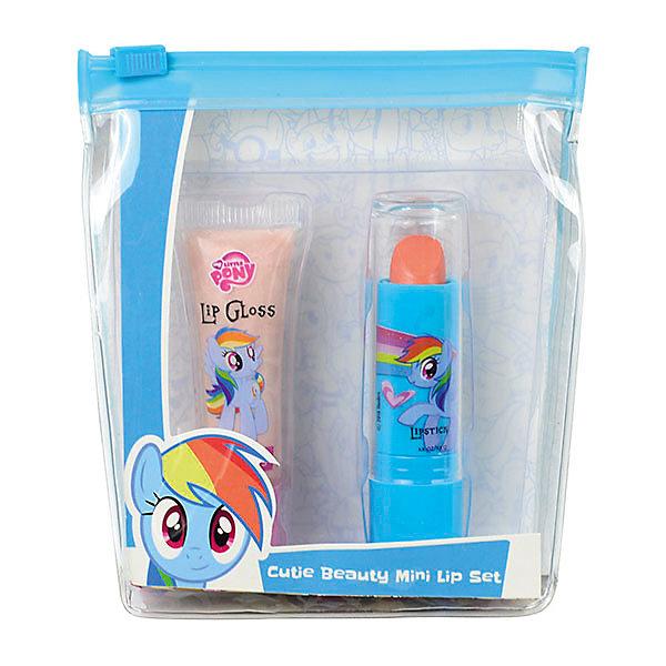 Купить Детская декоративная косметика Markwins My Little Pony Радуга Дэш, для губ, Китай, Женский