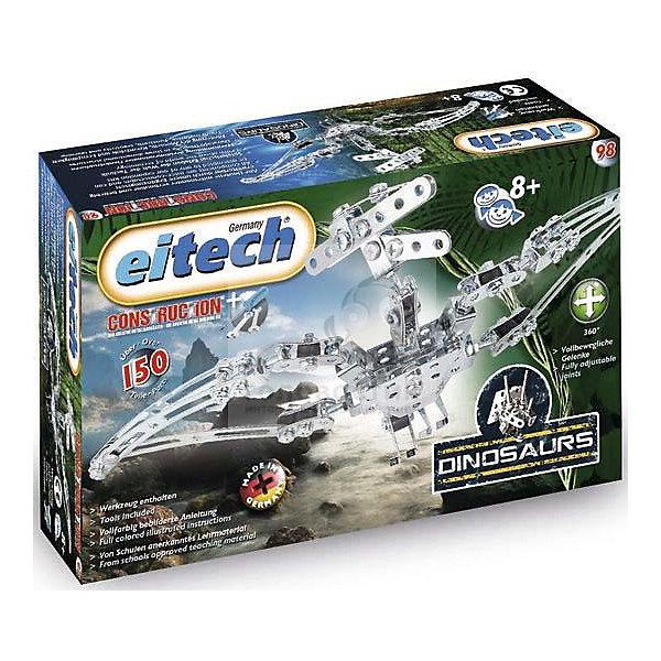 eitech Металлический конструктор Eitech Птеродактель, 150 деталей