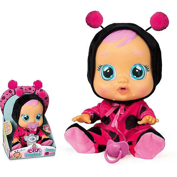 IMC Toys Плачущий младенец IMC Toys Cry Babies Леди Баг imc toys imc toys кукла интерактивная crybabies плачущий младенец ляля