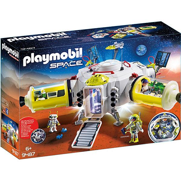 PLAYMOBIL® Конструктор Playmobil «Космос:Космическая Станция Марс»