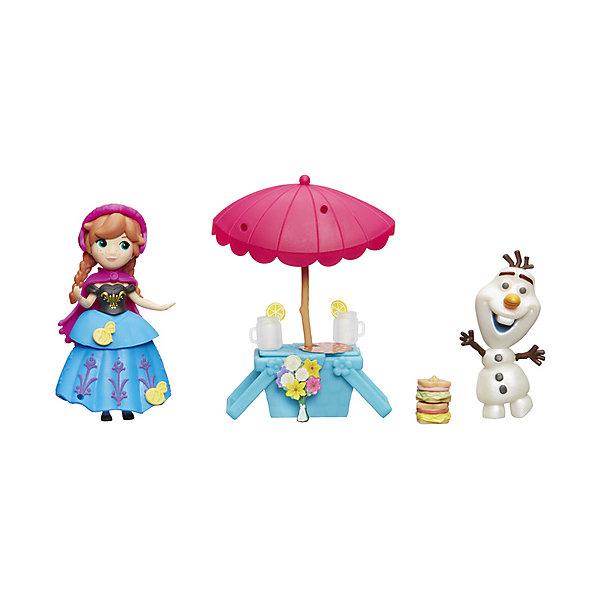 """Hasbro Игровой набор """"Холодное сердце"""" Анна и Олаф на пикнике"""