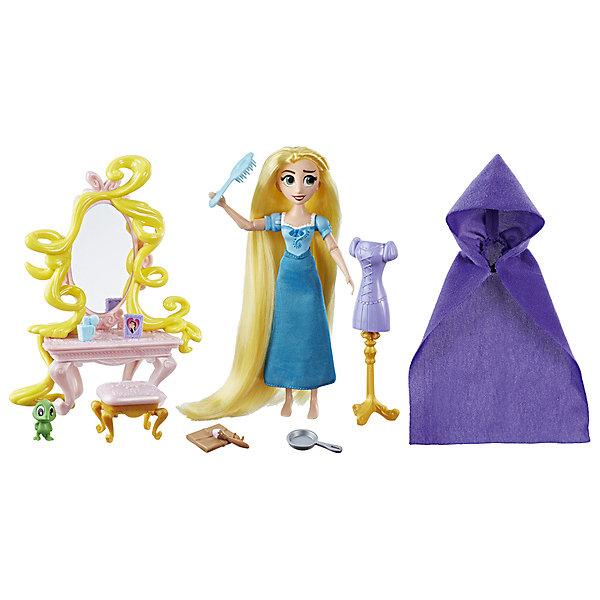 Hasbro Кукла Disney Princess Рапунцель с аксессуарами цена