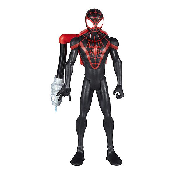 Hasbro Фигурка Marvel Spider-Man Кид Арахнид с интерактивным аксессуаром, 15см