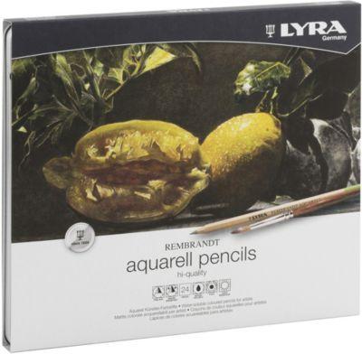 Профессиональный набор акварельных карандашей POLYCOLOR, 24 цветов, артикул:8004675 - Рисование и раскрашивание