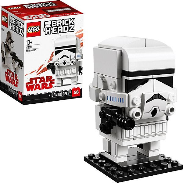 LEGO Сборная фигурка LEGO BrickHeadz 41620: Штурмовик фигурка funko pop television stranger things hopper 9 5 см