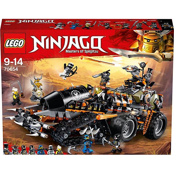 LEGO Конструктор LEGO Ninjago 70654: Стремительный странник полочка решетка 2 х ярусная 26 26 см fbs ryna хром ryn 023