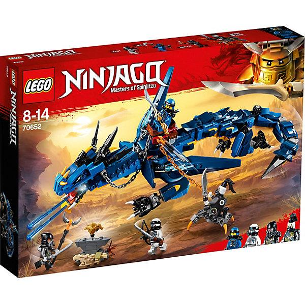 LEGO Конструктор LEGO Ninjago 70652: Вестник бури конструктор lego ninjago вестник бури 70652