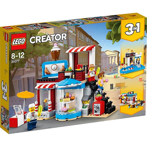 LEGO Конструктор LEGO Creator 31077: Модульная сборка: приятные сюрпризы lego creator морская экспедиция 31045