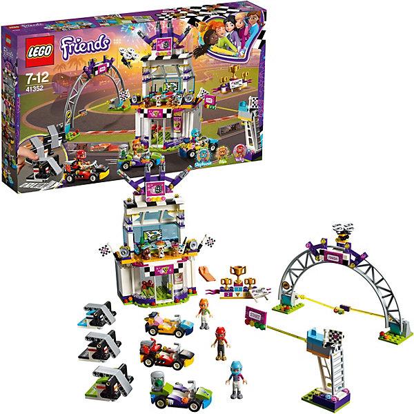 LEGO Конструктор LEGO Friends 41352: Большая гонка