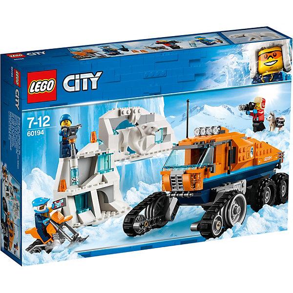 LEGO Конструктор City Arctic Expedition 60194: Грузовик ледовой разведки