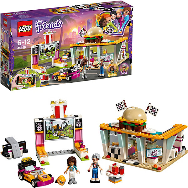 LEGO Конструктор LEGO Friends 41349: Передижной