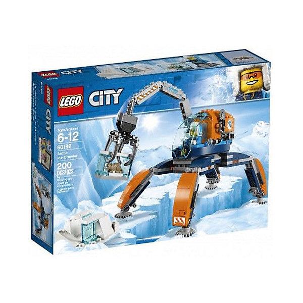 LEGO Конструктор City Arctic Expedition 60192: Арктический вездеход